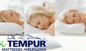 подушка tempur