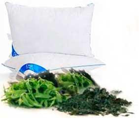 подушки из морских водорослей