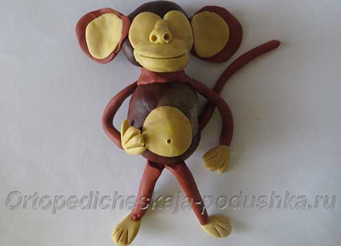 своими-руками-символ-года-обезьяна-6