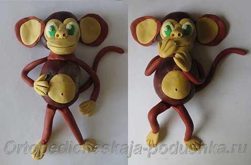 своими-руками-символ-года-обезьяна-7
