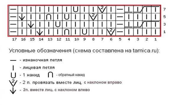 узор-для-ажурной-кофты2-2